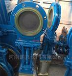 PZ673N气动聚氨酯刀型闸阀