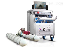 X5-HR淤泥高清管道机器人