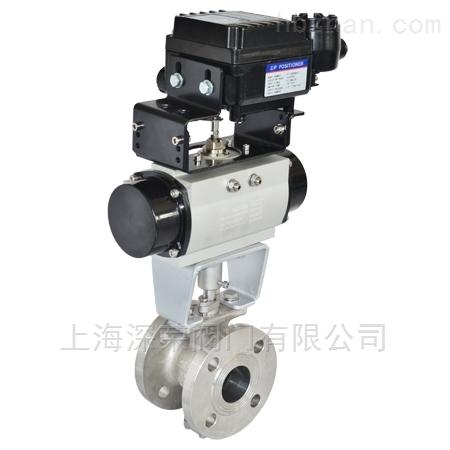 气动V型调节阀生产厂家