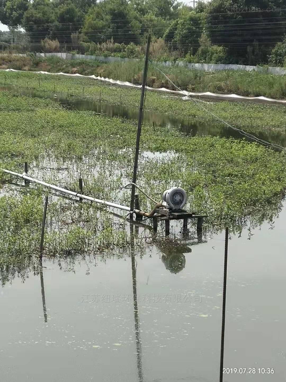 金壇魚塘增氧曝氣氣泵