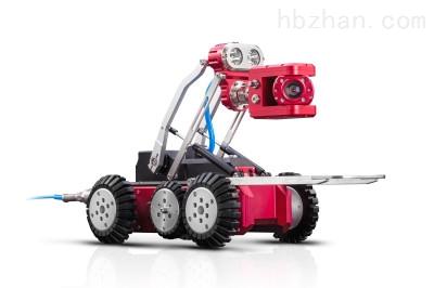 市政管道CCTV检测机器人X5-HT