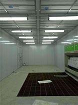 青岛除尘器喷漆房生产厂家价格