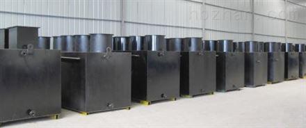 黔东小型口腔医院污水处理设备广盛源质量可靠