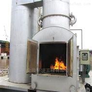 WSL不锈钢动物尸体垃圾焚烧炉设备