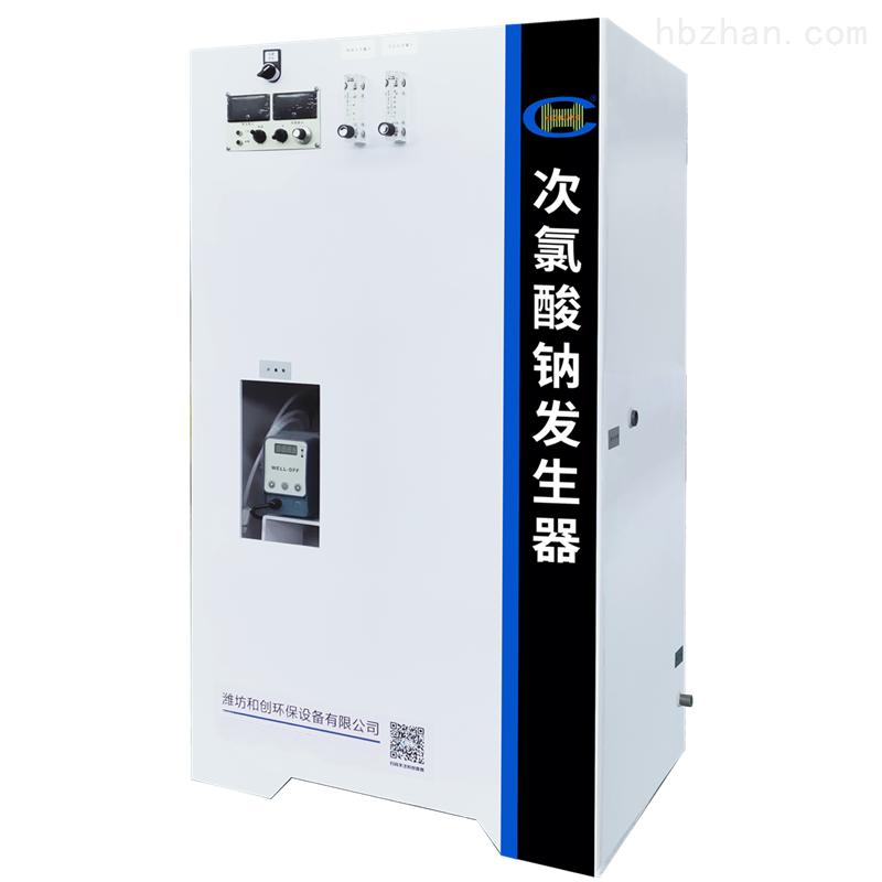 次氯酸钠发生器厂家/河南单村供水消毒设备