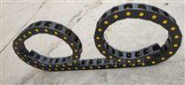 轻型工程穿线电缆坦克链、塑料拖链厂家直销