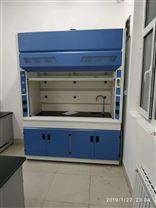 實驗室全鋼通風櫃桌上整體型實驗台