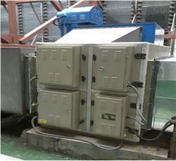 JD高压静电式油烟净化器