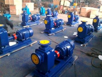 ZX工業清水自吸泵