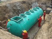 河源工业生活污水MBR一体化设备