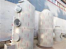 PP喷淋塔的工作原理和结构设计