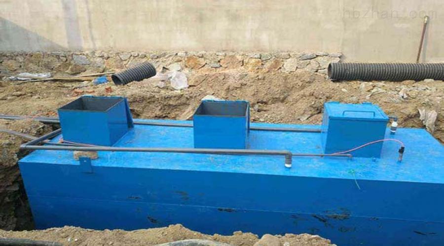 服务区污水处理设备原理