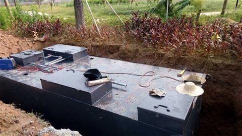林芝服务区污水处理设备订做