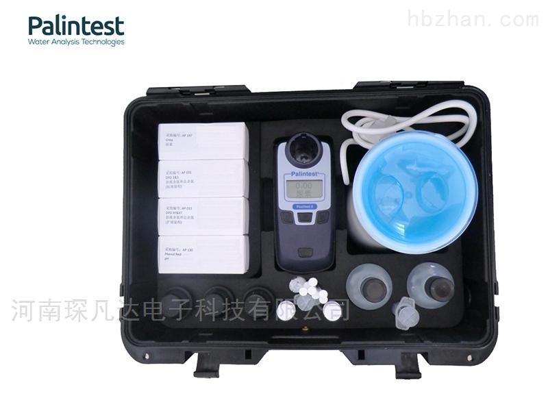 百灵达游泳池水质检测仪—Pooltest6