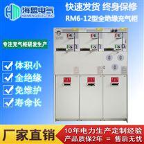 RM6-12/V共箱式充气柜