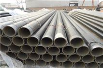 鹹寧混凝土襯裏防腐鋼管價格