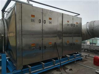山东临沂污水站废气处理设备
