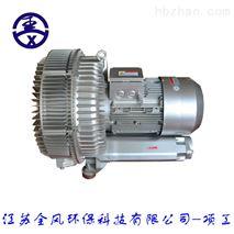 20KW雙段式高壓鼓風機