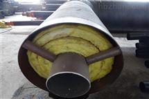 景德镇钢套钢埋地式蒸汽保温管*