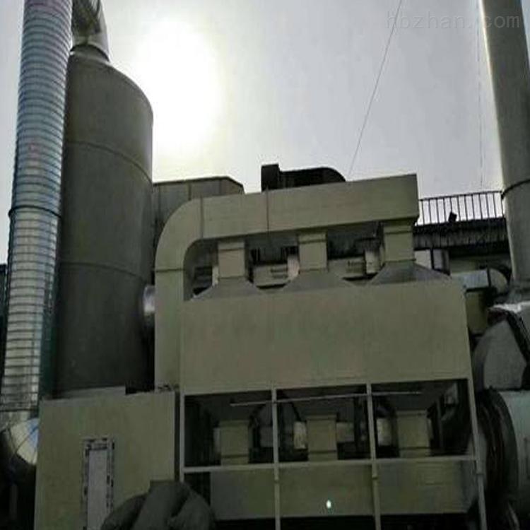 *兴化造粒厂废气催化燃烧治理装置