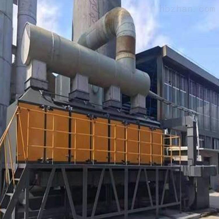 *靖江基础化工废气催化燃烧环保设备