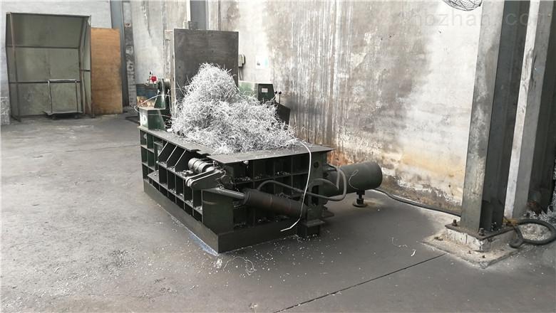 鐵刨花壓塊機