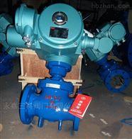 J941X电动直通式排泥閥