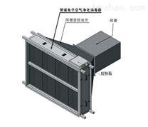 中央空调空气净化机,氢氧离子空气净化机