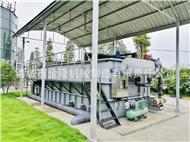 ZYW车站污水地埋式一体化处理设备