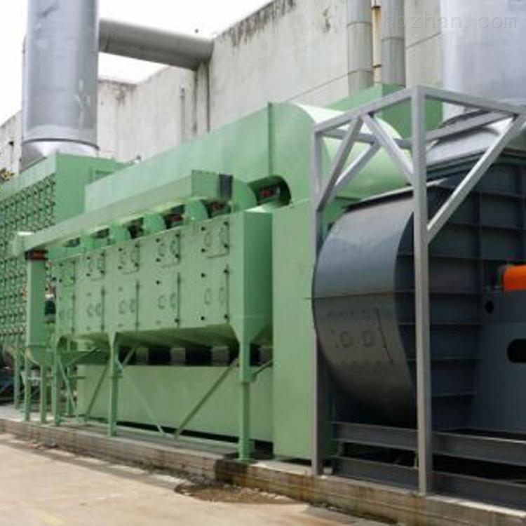 喷漆厂废气催化燃烧净化设备