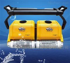 泳池海豚2×2型全自动吸污机