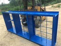 减振台座内嵌式旁拖式水泵惯性减震支座定制