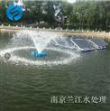 景觀湖水柱式噴泉曝氣機