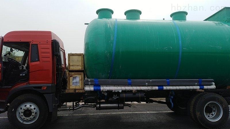 云南怒江生活污水处理设备