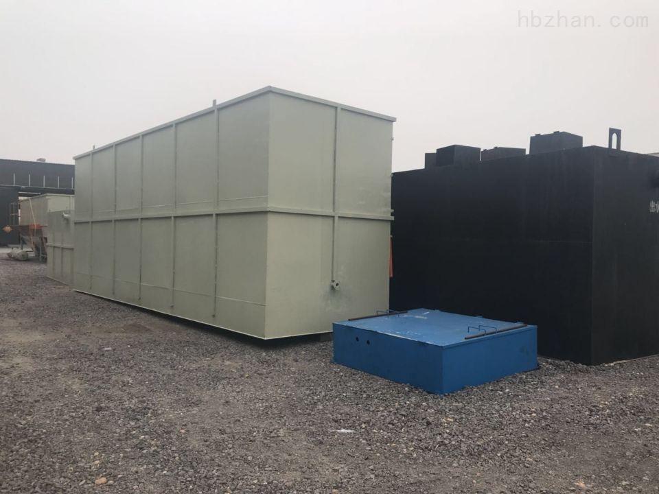 贵州安顺污水设备厂家