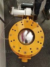 YDF641/YDFTC气动陶瓷圆顶阀