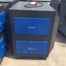 活性炭环保箱 漆雾吸附箱工业废气处理设备