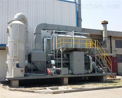 活性炭吸附催化燃烧装置供应