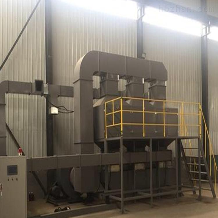 rco有机废气处理燃烧设备