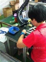 电子厂烙铁焊烟气味排烟机净化设备