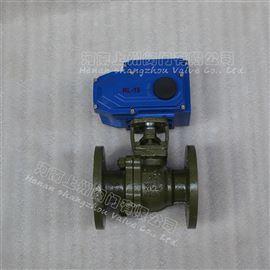 Q941F46-16C电动衬氟球阀