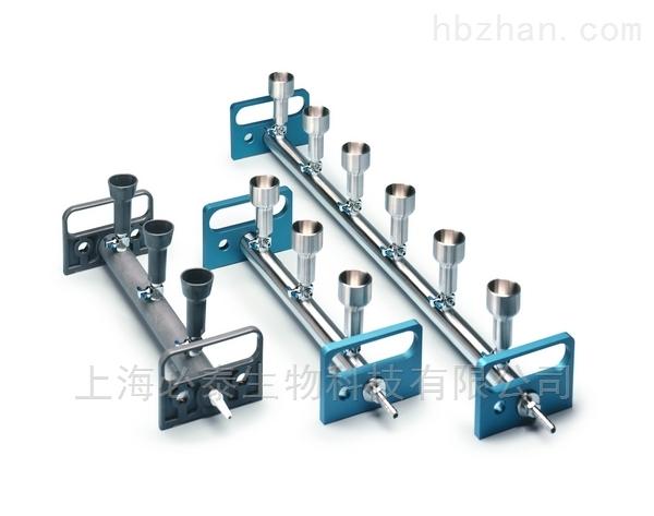 Millipore 3联/6 联不锈钢多联装置,47 mm