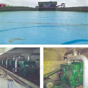 P-12景观水处理造浪设备