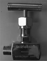 J11W内外螺纹针型阀