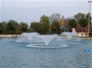 1.5KW提水式噴泉曝氣機