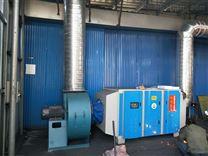 塑料颗粒废气处理设备