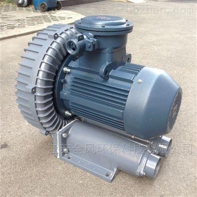 粉尘防爆旋涡气泵