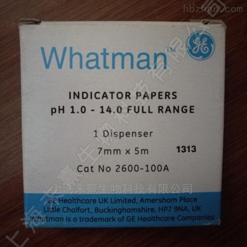 Whatman 盘式PH试纸条PH1-14