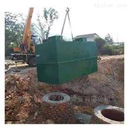 中心医院地埋一体化污水处理设备
