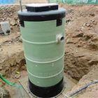 贵州玻璃钢一体化预制提升泵站价格